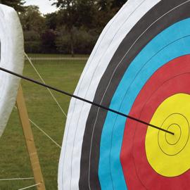 Archery in Parys